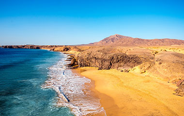 Flight tickets Prague Lanzarote
