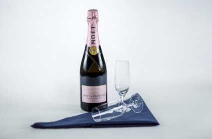 Moët & Chandon Imperial Brut Rosé шампанское