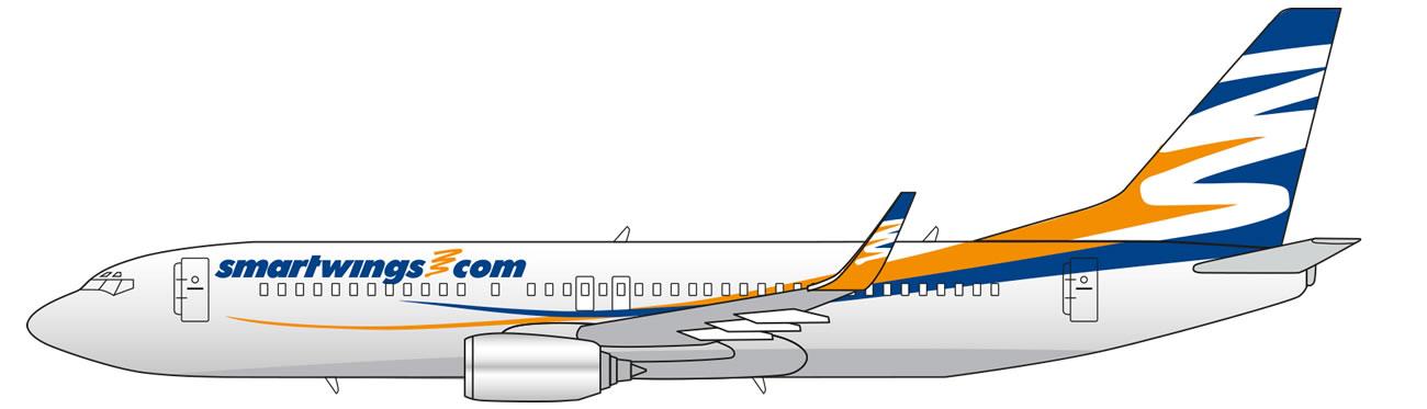 Boeing 737- 800   Fleet   About Smartwings